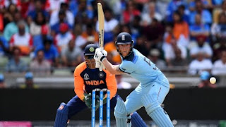England vs India 38th Match ICC Cricket World Cup 2019 Highlights