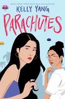 Cover of Parachutes by Kelly Yang