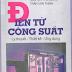 SÁCH SCAN - Điện tử công suất (Lý thuyết - Thiết kế - Ứng dụng) - Lê Văn Doanh