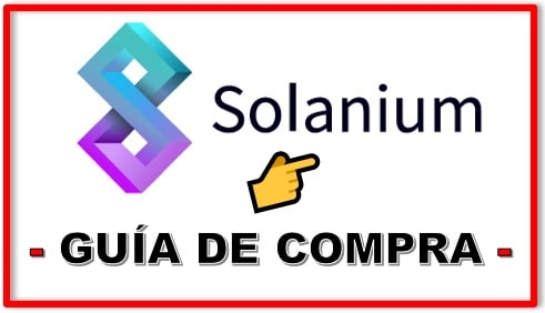 Cómo y Dónde Comprar Criptomoneda SOLANIUM (SLIM) Tutorial