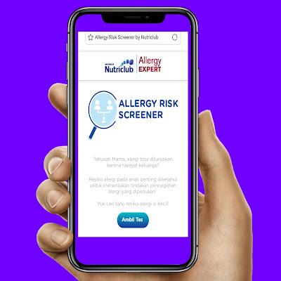 Deteksi dini alergi pada anak