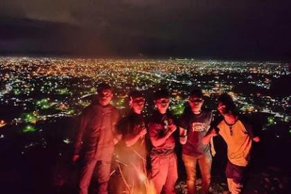 Pesona Glee Gurah, Gunung Tersembunyi Dengan Pemandangan Eksklusif di Malam Hari