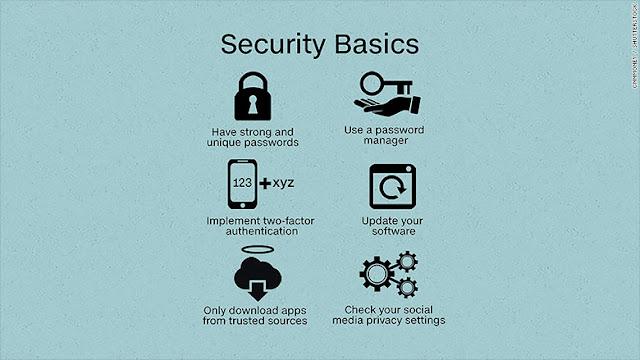 4 خرافات حول الأمن عبر الإنترنت