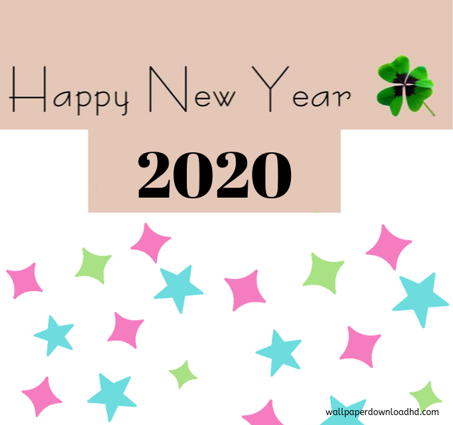 Happy New Year 2020 Images Hd Download Wallpaper Download