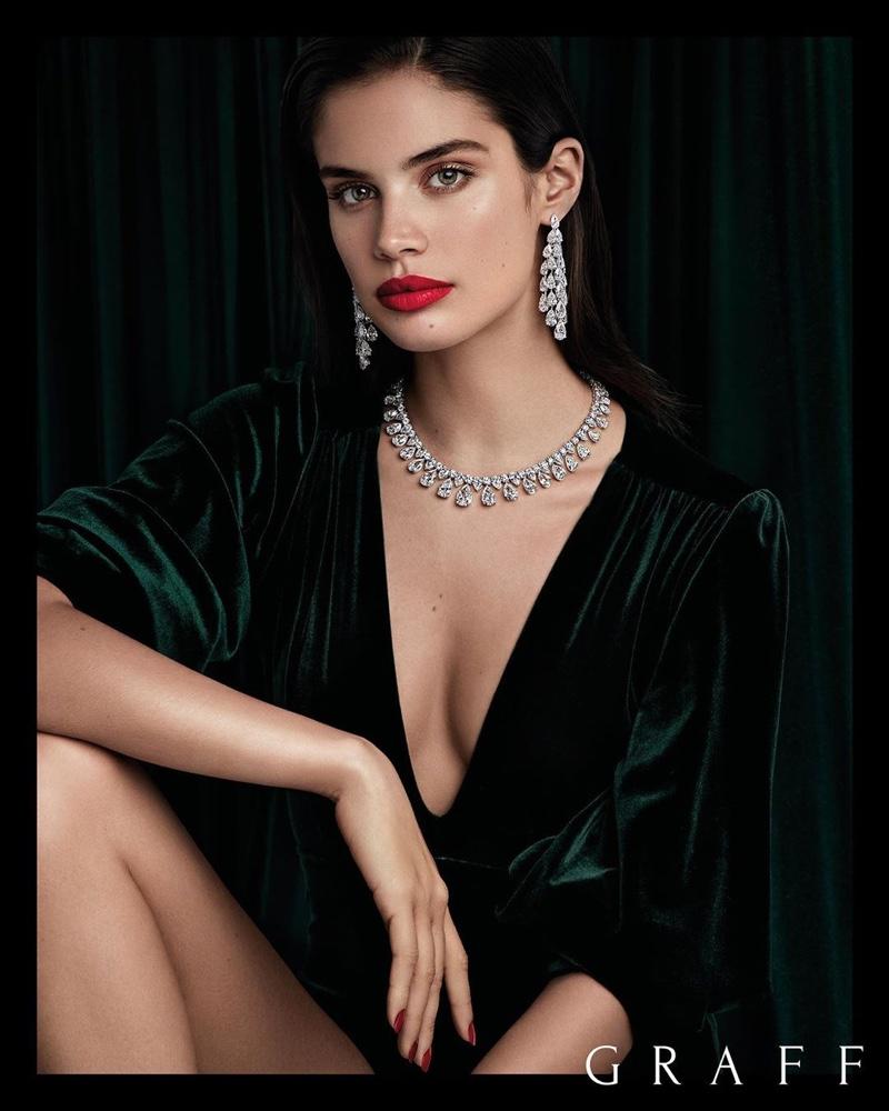 Graff Diamonds 2020 Campaign starring Sara Sampaio