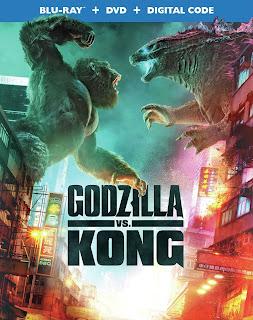 Godzilla vs. Kong [BD25] *Con Audio Latino