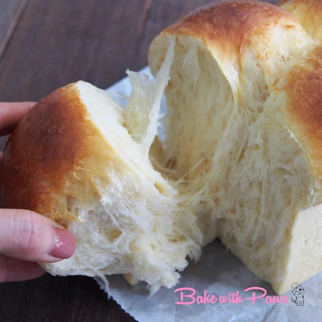 Sourdough Brioche (Soft and Fluffy Crumb)