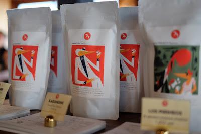 東京代々木八幡のコーヒーバー Fuglen Tokyo 珈琲豆