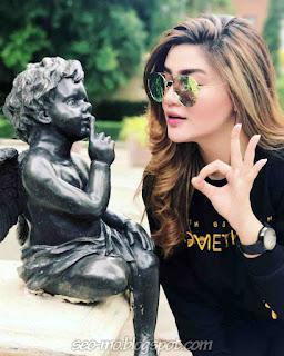 Foto Cantik Hilda Vitria Khan Paling Baru