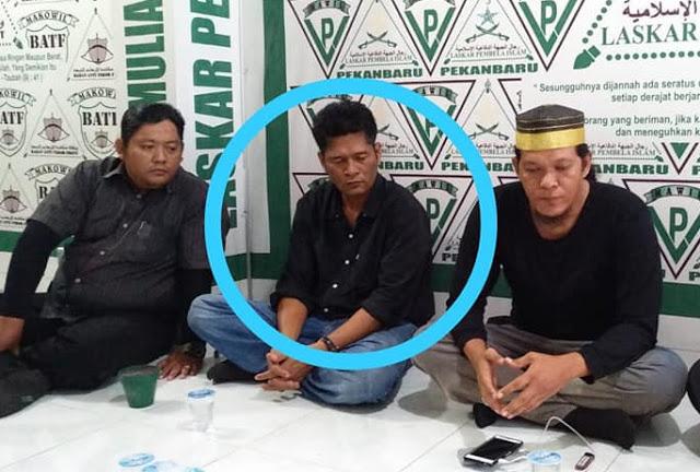 Penghina Ustaz Abdul Somad Terancam Sanksi Adat