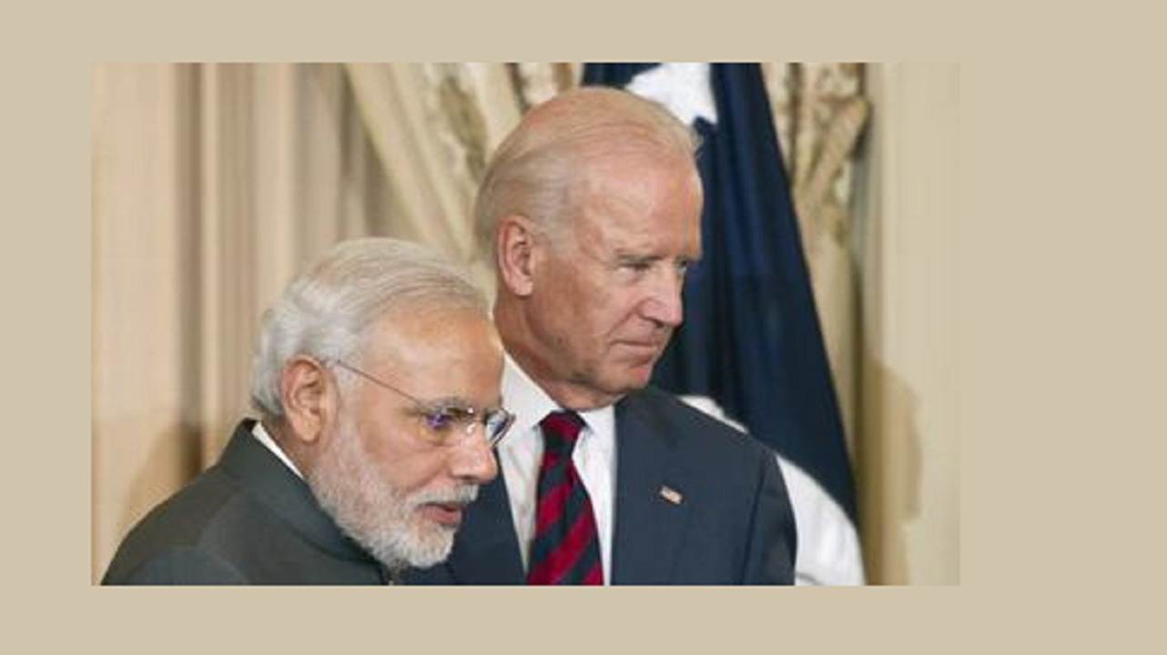 India is an important US partner in the Indo-Pacific region