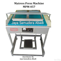 MESIN PRESS SAMPUL MAP HOTPRINT MPM 057