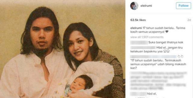 El Posting Foto Maia dan Ahmad Dhani Bikin Netizen Baper
