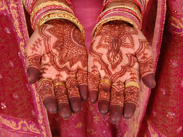 Latest Bridal Mehndi Designs Beauty Tips Info