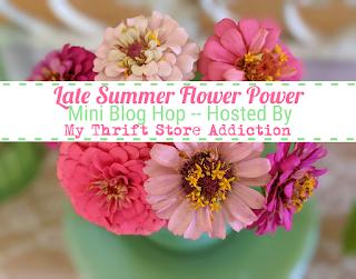Flower Power Late Summer Mini Blog Hop