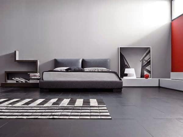 dormitorio de soltero