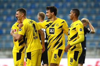 Borussia Dortmund vs Arminia Bielefeld Predictions