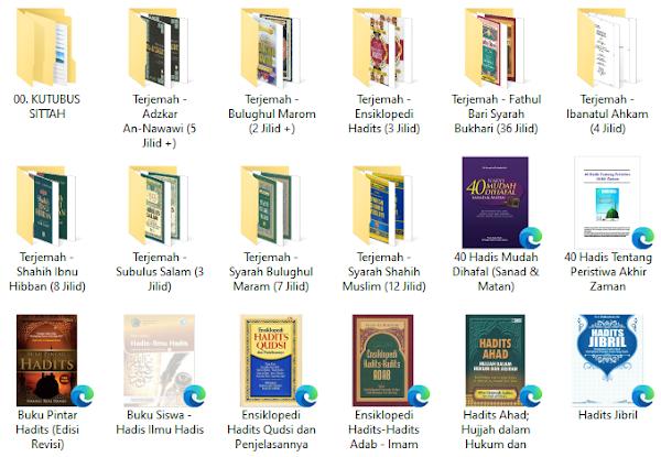 download pdf hadits bukhari muslim lengkap