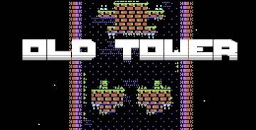 Ya disponible la conversión de Old Tower para Commodore 64 #RetroManiac