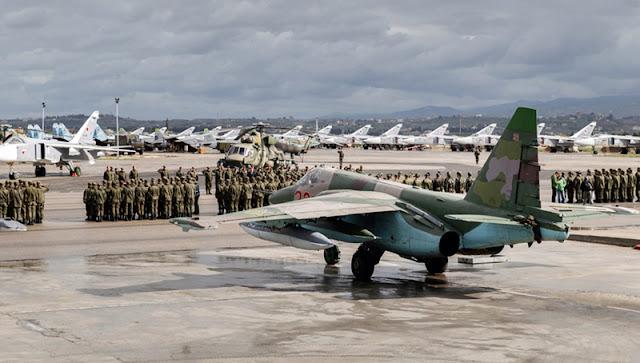 Τούρκοι σε Ρώσους: Αφήστε τον εναέριο χώρο σε μας…