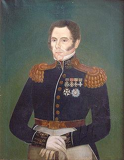 Na prisão, Bento Gonçalves é aclamado presidente da República Rio-Grandense