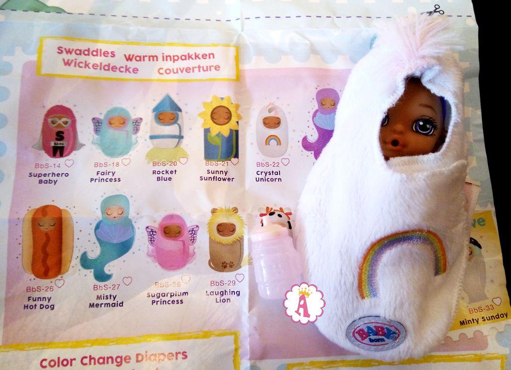 Вкладыш коллекционера к Baby Born Surprise W2 (Series 2)