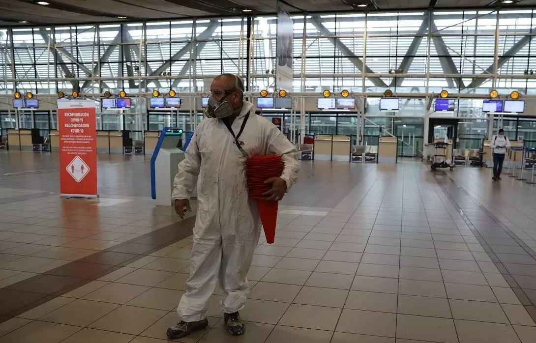 Chile reabre sus fronteras desde el aeropuerto de Santiago