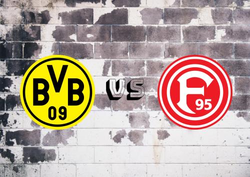 Borussia Dortmund vs Fortuna Düsseldorf  Resumen y Partido Completo