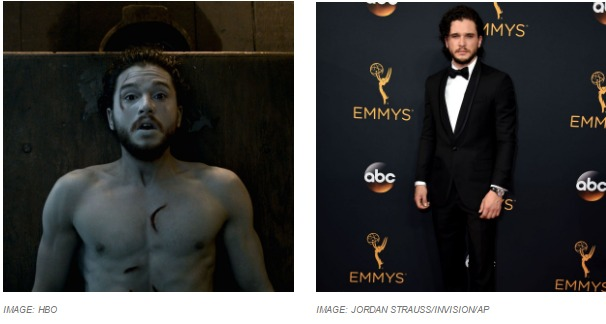 'Game of Thrones' cast set the Emmys ablaze looking smoking hot!