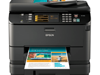 Epson WorkForce Pro WP-4540 Drivers & Software - Recommended