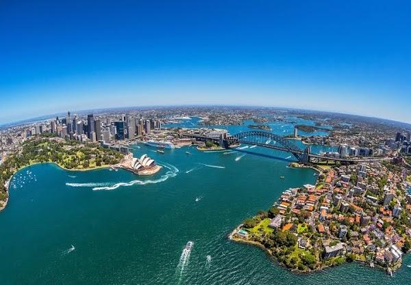Australia Or Oceania?