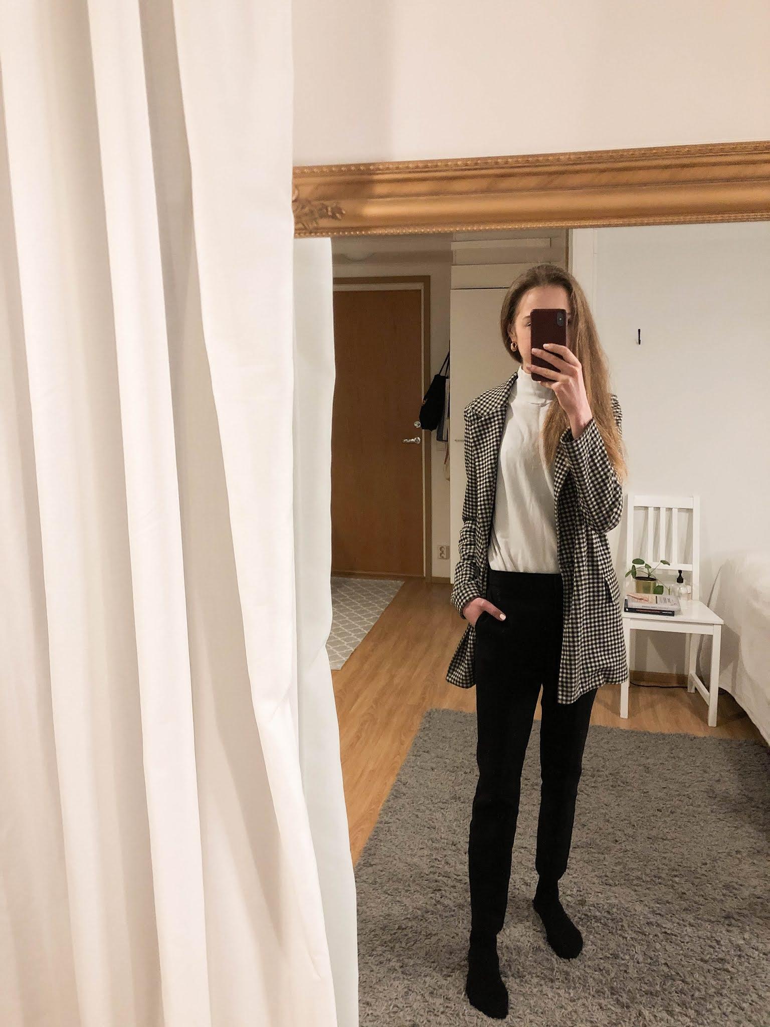 Asuinspiraatio, muotibloggaaja, Helsinki // Outfit inspiration, fashion blogger, Finland