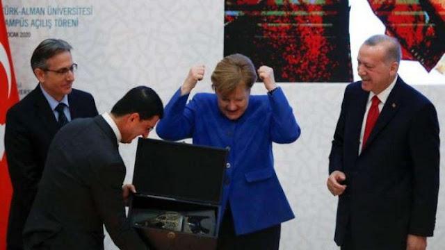 Η Τουρκία μαντρόσκυλο ΗΠΑ,Γερμανίας, πότε θα το καταλάβουμε;