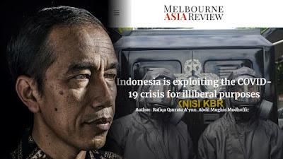 Penanganan COVID-19 di Indonesia yang terburuk di Asia Tenggara