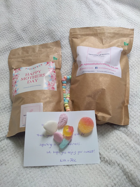 Small Businesses on Etsy - Sweets, Face Masks and False Nails - My Recommendations