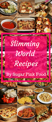 Slimming World friendly recipes breakfast lunch dinner