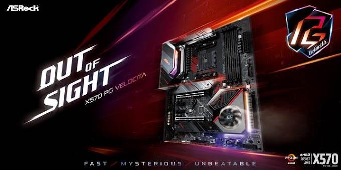ASRock Launches X570 PG Velocita, Breaking Limitations of Ryzen 5000 Series Processors