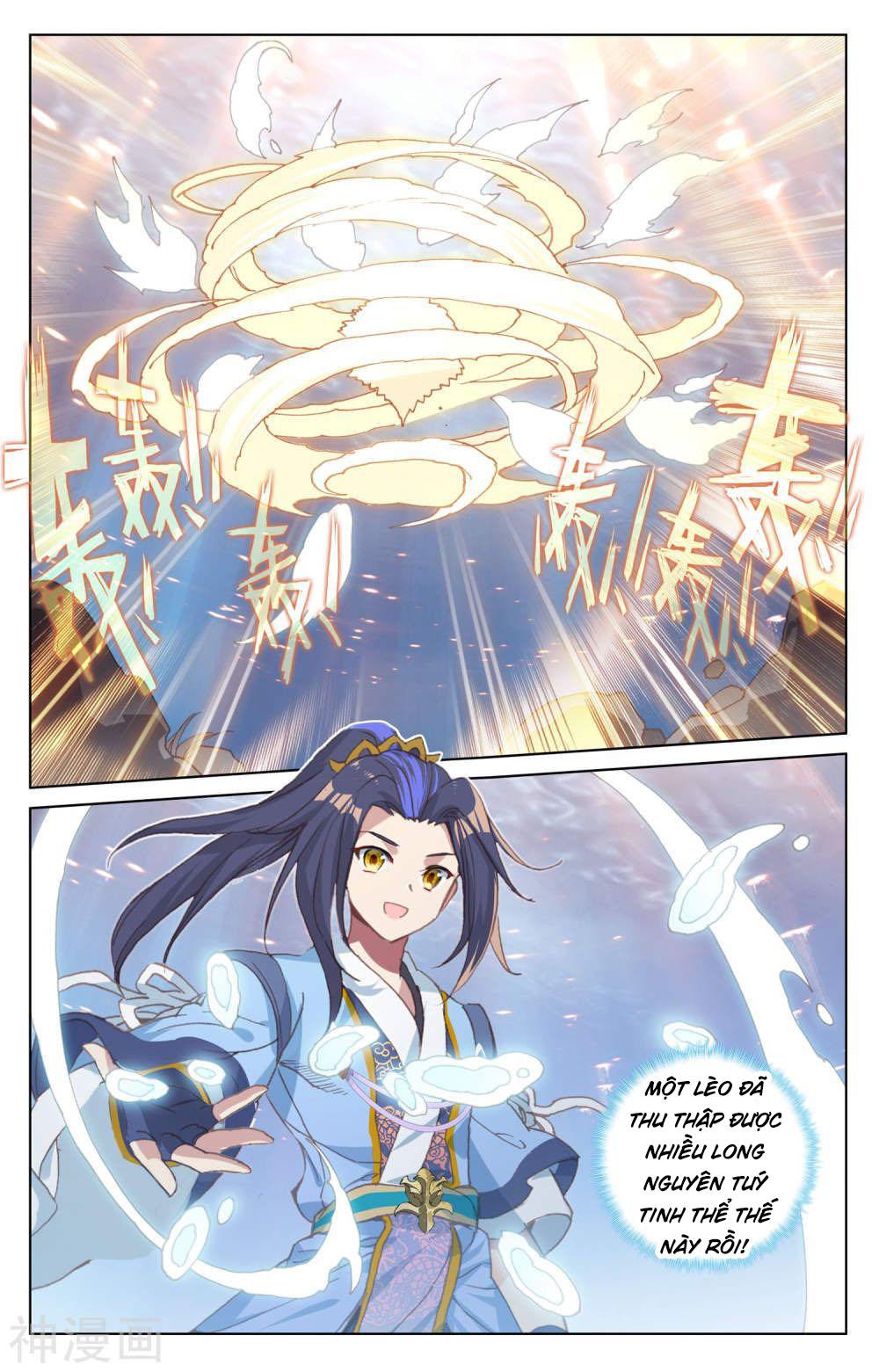 Nguyên Tôn Chapter 173 video - truyenmh.com