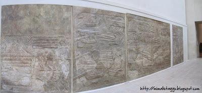 Ala Mesopotámica, el Louvre, París