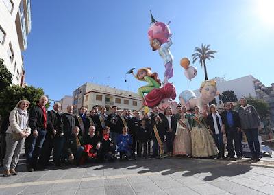 Puig destaca el potencial de las Fallas para 'proyectar la Comunitat Valenciana hacia el mundo'