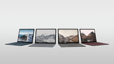 Microsoft Unveils 13.5-inch Surface Laptop For Students Running Windows 10 S; Prices Start from $999