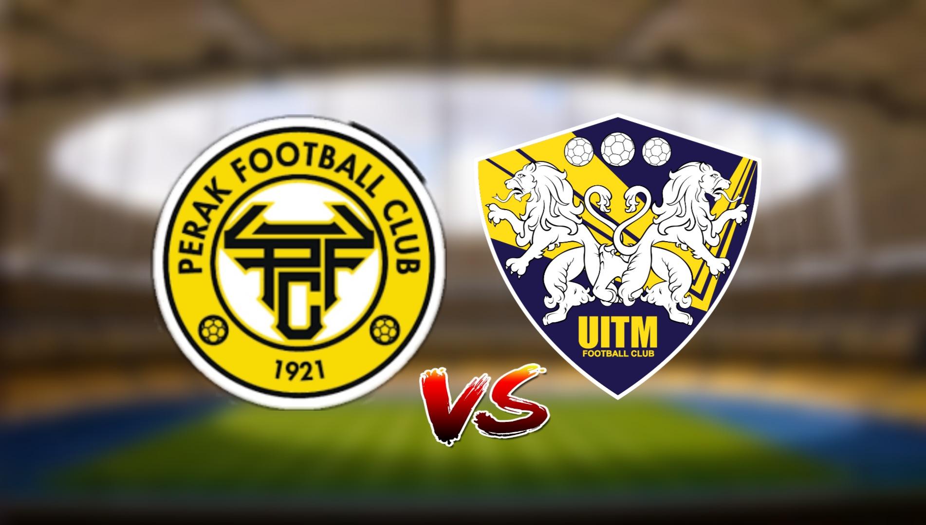 Live Streaming Perak FC vs UITM FC Liga Super 7.4.2021