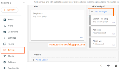 Add Floating Pop-Up Ads to Blogger with Pictures 1
