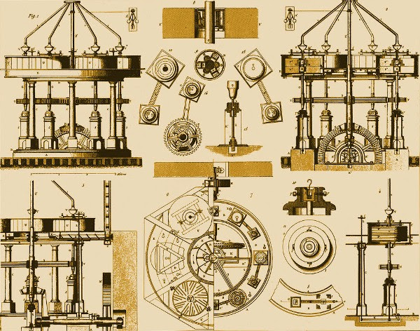 clockwork ætheric signalling devices
