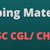 Typing Passages for SSC CGL & CHSL  - DEST Samples