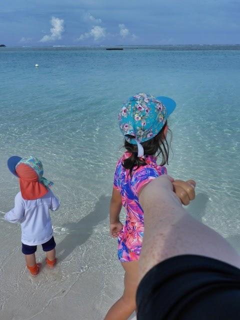 Viajar con niños y bebes a las Maldivas