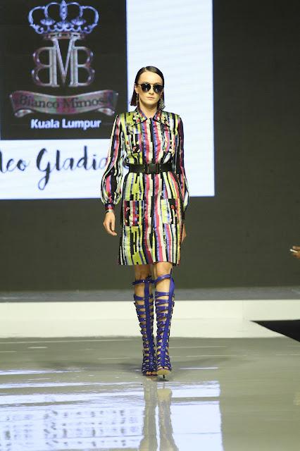 Koleksi Fesyen Baru Neo Gladiator dari Butik Pakaian Berjenama Bianco Mimosa