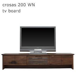 【TV4-T-066-200】クロッサス 200 WN tv board