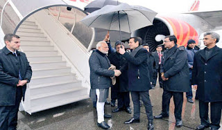 pm-modi-arrives-in-davos-for-wef-meet
