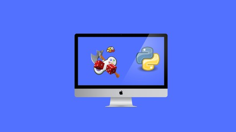 Python-Game-Development™-Build-5-Professional-Games